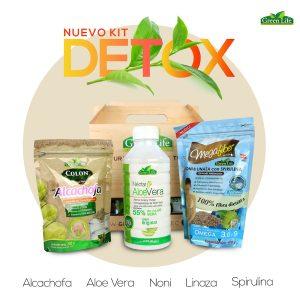 Green Life - KIT DETOX